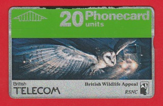 WIELKA BRYTANIA fauna ptak sowa / 046G доставка товаров из Польши и Allegro на русском