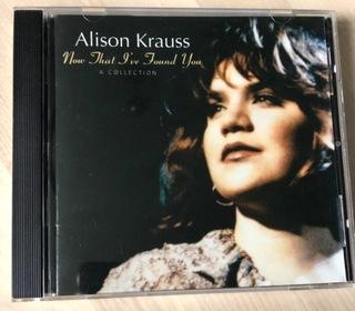 Alison Krauss. Now that I've Found You доставка товаров из Польши и Allegro на русском