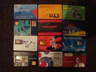 ПЛАСТИКОВЫЕ КАРТЫ РАЗЛИЧНЫЕ для коллекции ART доставка товаров из Польши и Allegro на русском