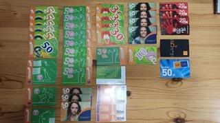 Карточки пополнения для мобильных телефонов доставка товаров из Польши и Allegro на русском