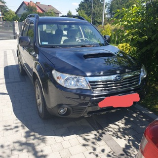 Subaru Forester 2.0 D Boxer доставка товаров из Польши и Allegro на русском
