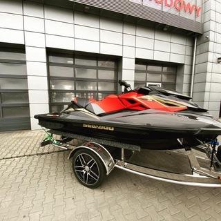 Водный скутер Sea Doo RXP300 доставка товаров из Польши и Allegro на русском