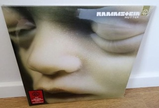 RAMMSTEIN - Mutter, 2 LP limited доставка товаров из Польши и Allegro на русском
