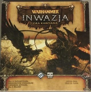 Warhammer: Invasion плюс 4 боевых набора доставка товаров из Польши и Allegro на русском