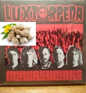 Luxtorpeda - MYWASWYNAS Новый компакт-диск Folia + Topinambur доставка товаров из Польши и Allegro на русском
