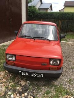 Fiat 126p доставка товаров из Польши и Allegro на русском