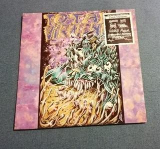 TOTAL VIRULENCE, LP 1990, thrash Francja UNIKAT!!! доставка товаров из Польши и Allegro на русском