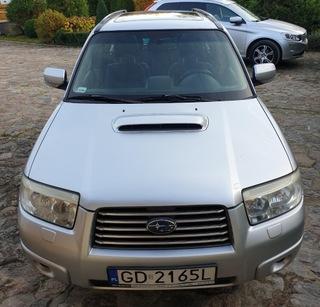 Subaru Forester 2,5 turbo доставка товаров из Польши и Allegro на русском