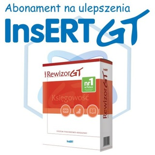 Подписка на улучшения InsERT Ревизор GT - Система доставка товаров из Польши и Allegro на русском