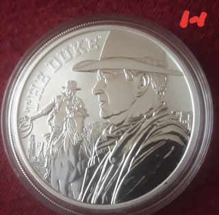 The Duke серебряная монета 1oz. 2020 доставка товаров из Польши и Allegro на русском