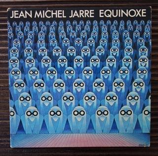 JEAN MICHEL JARRE Equinoxe GER NM- INJECTION MOULD доставка товаров из Польши и Allegro на русском
