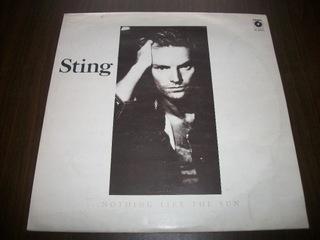 STING - ..NOTHING LIKE THE SUN / 2LP доставка товаров из Польши и Allegro на русском