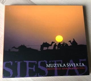 Muzyka Świata. Siesta 5. Marcin Kydryński доставка товаров из Польши и Allegro на русском