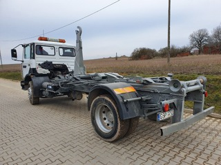 hakowiec renault 18 DMC specjalny.  wywrotka доставка товаров из Польши и Allegro на русском