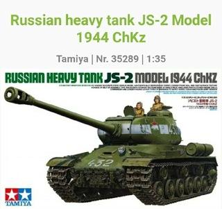 Tamiya IS 2 rosyjski czołg ciezki доставка товаров из Польши и Allegro на русском