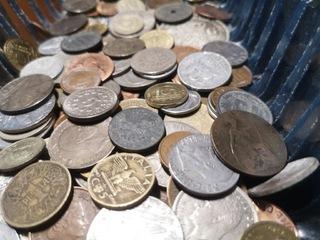 Старые монеты до неузнаваемости доставка товаров из Польши и Allegro на русском