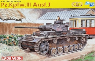 DRAGON 6394 Pz.Kpfw.III Ausf.J (2in1) (Smart kit) доставка товаров из Польши и Allegro на русском