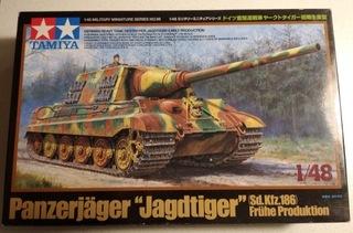 Tamiya Panzer Jagdtiger 1/48 доставка товаров из Польши и Allegro на русском