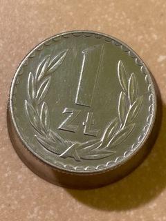 1 zł. 1976r ms доставка товаров из Польши и Allegro на русском