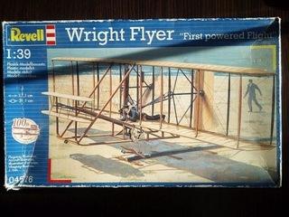 REVELL 1: 39 Wright Flyer (первый полет) доставка товаров из Польши и Allegro на русском