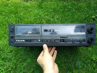 Русский кассетный магнитофон доставка товаров из Польши и Allegro на русском