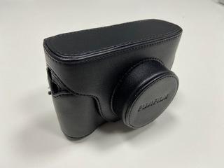 Чехол Fuji Fujifilm X100F X100T кожаный ремень доставка товаров из Польши и Allegro на русском