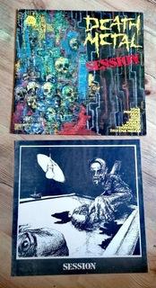 Death Metal Session LP, Czechosł. 1991r. UNIKAT!!! доставка товаров из Польши и Allegro на русском