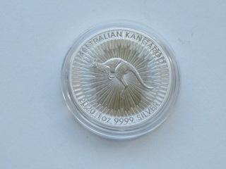 Australia - 1 $ 2020, Kangur,  1 uncja Ag доставка товаров из Польши и Allegro на русском