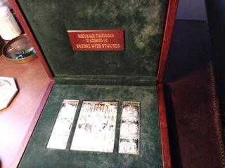 Miniatura Ołtarz Vita Stwosza доставка товаров из Польши и Allegro на русском