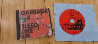 Garbage Bleed Like Me CD Unikat доставка товаров из Польши и Allegro на русском