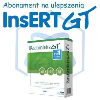 Подписка на улучшения InsERT Компьютер GT - Система доставка товаров из Польши и Allegro на русском