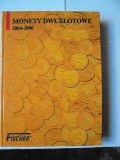 monety 2 złote GN, 2004-2006 r., album - WYPRZEDAŻ доставка товаров из Польши и Allegro на русском