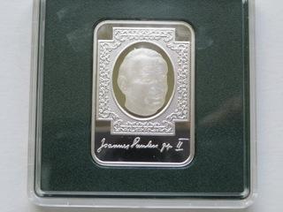 Andora - 10 diners 2010,   Jan Paweł II доставка товаров из Польши и Allegro на русском