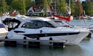 Galeon 305 HTS, Jacht motorowy rok 2018 jak NOWY доставка товаров из Польши и Allegro на русском