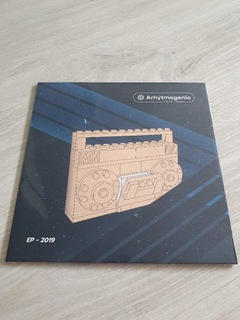 O.S.T.R. & Magiera - Arhytmogenic EP LP LIMIT NOWA доставка товаров из Польши и Allegro на русском