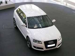 Audi A3 8P 2012 1.4 TFSI 140 KM Biały доставка товаров из Польши и Allegro на русском