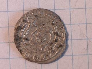 Moneta Zygmunt III Waza Szeląg 1587-1632  доставка товаров из Польши и Allegro на русском