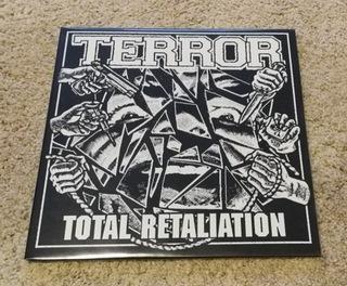 Terror- Total Retaliation LP+ gitarka gratis доставка товаров из Польши и Allegro на русском