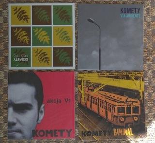 KOMETY - Akcja V1Luminal Via Ardiente Paso Fino LP доставка товаров из Польши и Allegro на русском