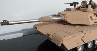 CZOŁG  Abrams  M1A2  2,4GHZ 1:16  METAL  WYPRZEDAŻ доставка товаров из Польши и Allegro на русском