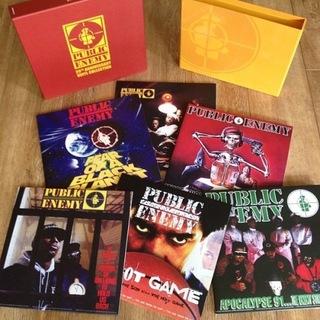 Public Enemy 25th Anniversary Vinyl Collection Box доставка товаров из Польши и Allegro на русском