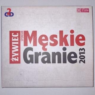 MĘSKIE GRANIE 2013 - 2CD O.S.T.R NOSOWSKA LAO CHE доставка товаров из Польши и Allegro на русском