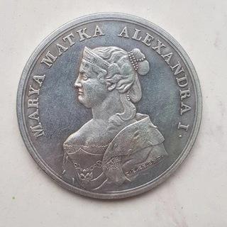 Старая Монета Александра 1 Сувенир пребывания 1818r. доставка товаров из Польши и Allegro на русском