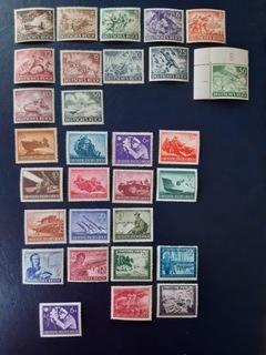 Набор марок Deutsche Reich  доставка товаров из Польши и Allegro на русском