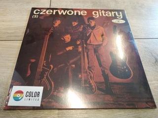 CZERWONE GITARY - 2, 1 LP biały limit - opis доставка товаров из Польши и Allegro на русском