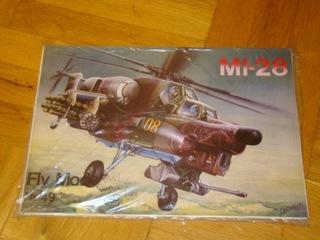 Fly Model Mi-28 доставка товаров из Польши и Allegro на русском