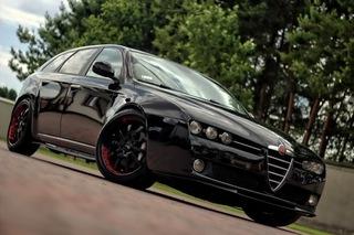 Alfa Romeo 159 SW 1.75 TBI доставка товаров из Польши и Allegro на русском