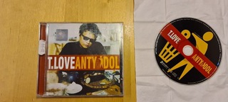 T.LOVE - ANTYIDOL 1999 I WYDANIE Unikat доставка товаров из Польши и Allegro на русском