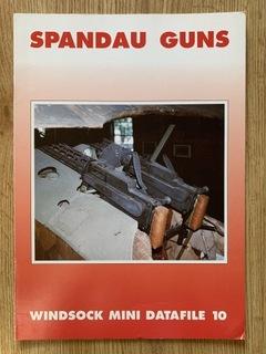 Spandau Guns Windsock Mini Datafile 10 доставка товаров из Польши и Allegro на русском