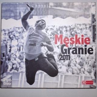 MĘSKIE GRANIE 2011 - 3CD + DVD доставка товаров из Польши и Allegro на русском